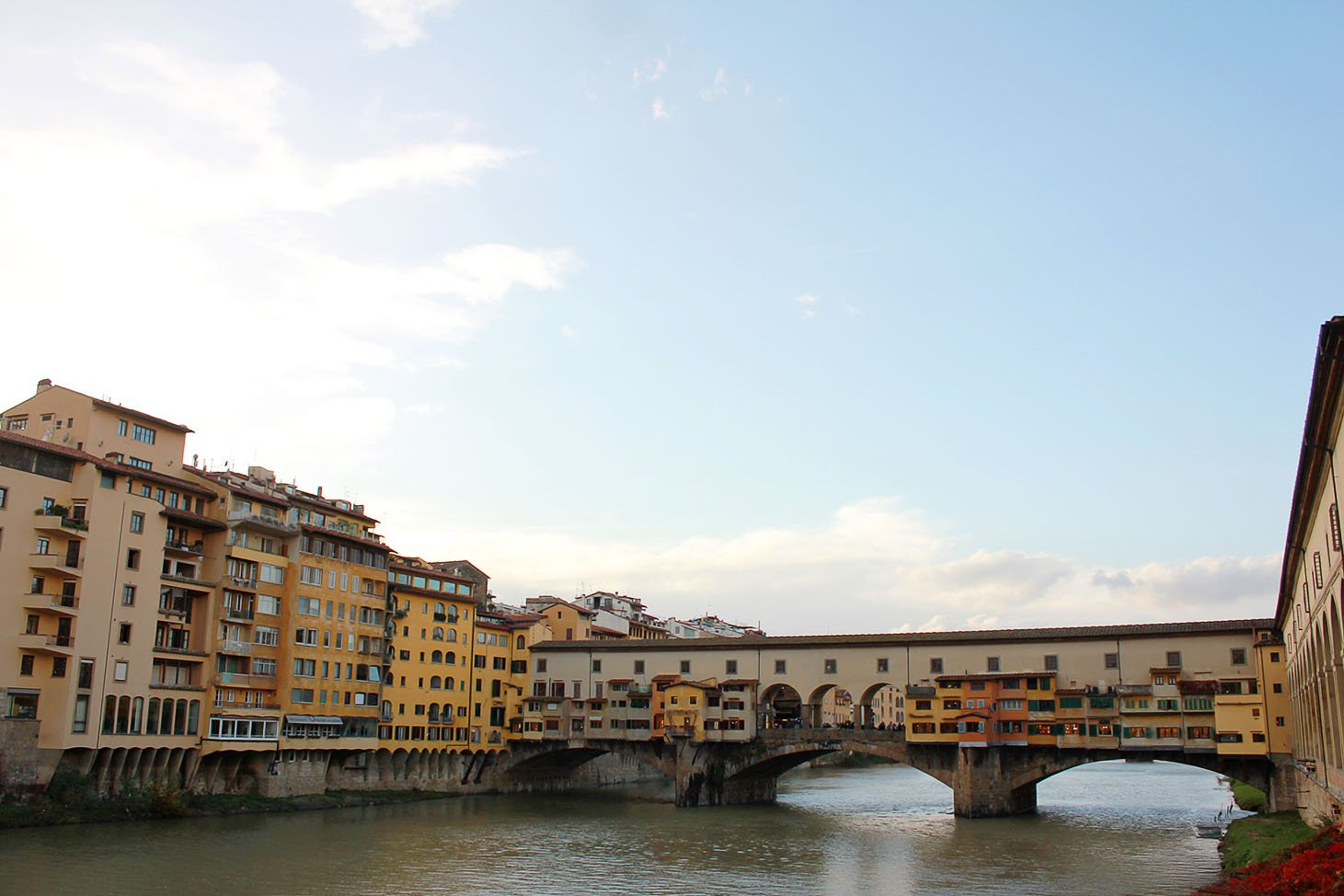 Florence itinerary: Ponte Vecchio