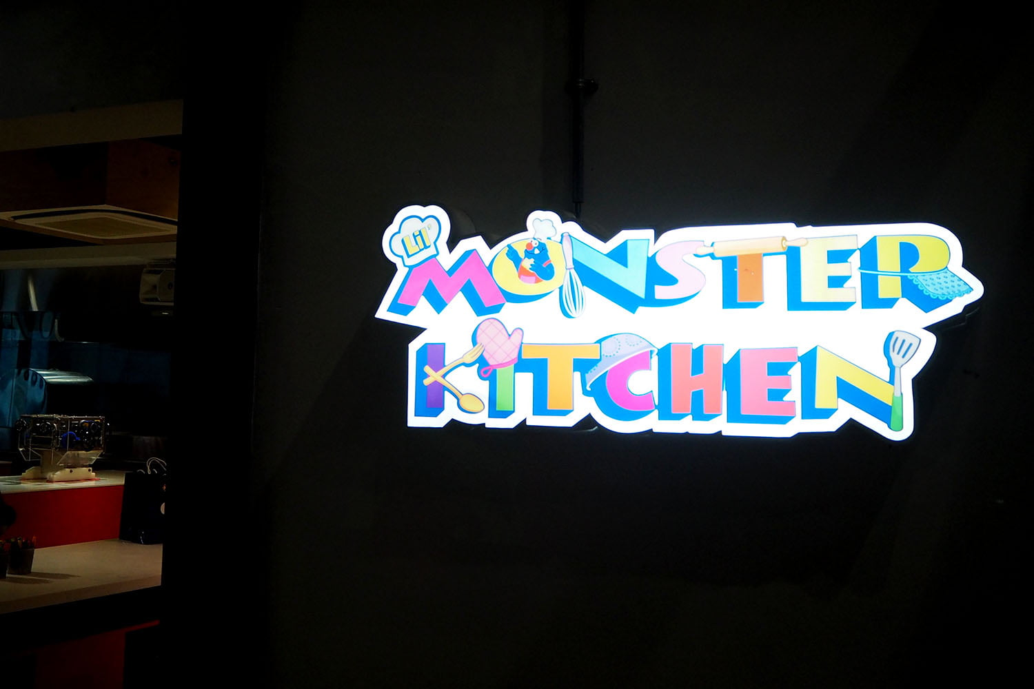 Mamee Museum Monster Kitchen