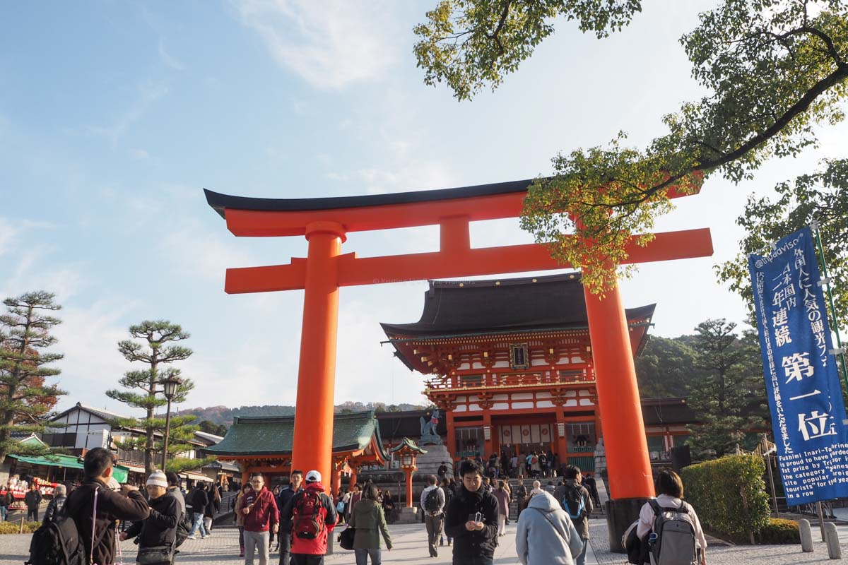 Kyoto temples you shouldn't skip: Fushimi Inari • The Petite Wanderess