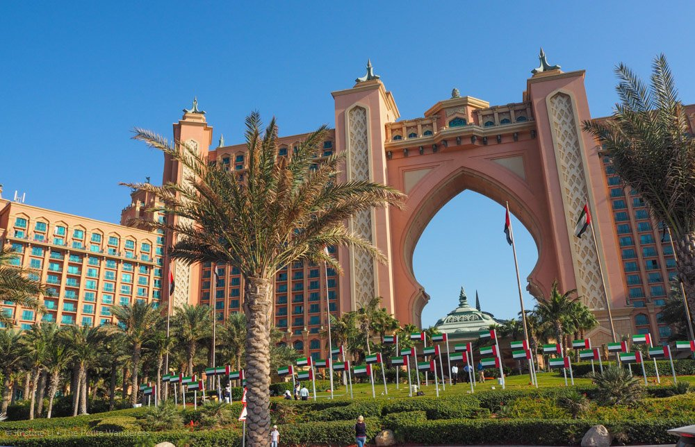 Atlantis Hotel at The Palm, Dubai