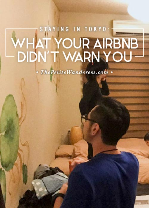 What your Japanese AirBNB host didn't mention before you arrived • The Petite Wanderess
