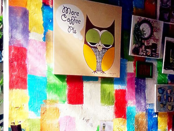 Calanthe Art Cafe, Malacca • The Petite Wanderess