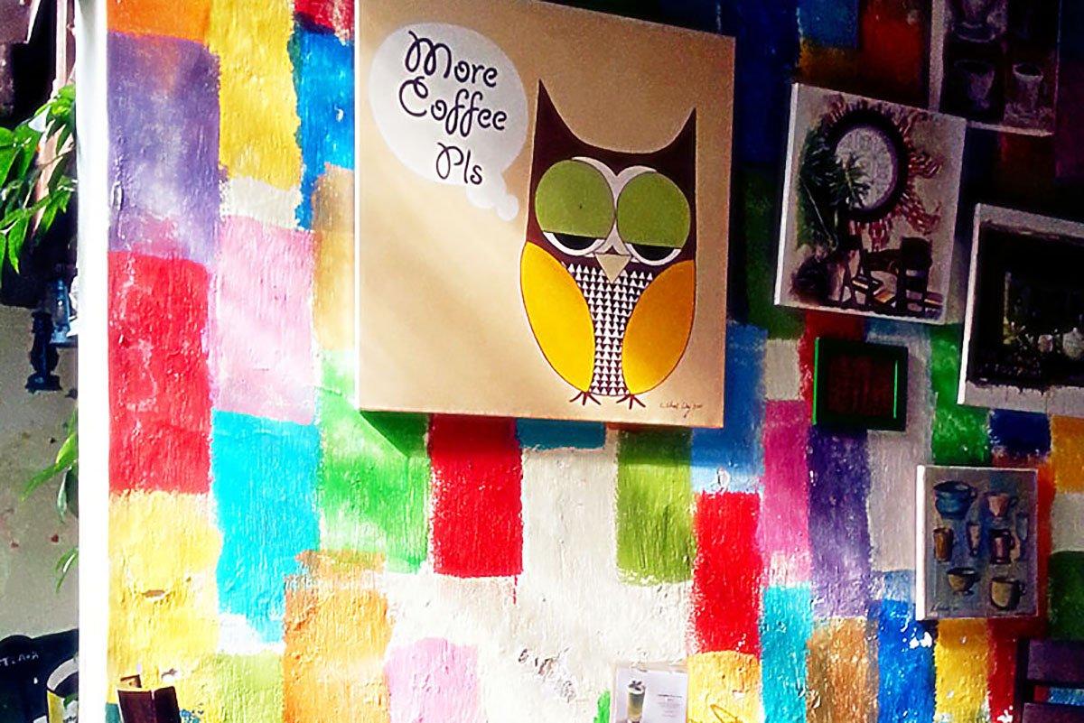 Calanthe Art Cafe, Malacca • The Petite Wanderess
