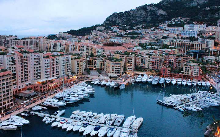 Monaco • The Petite Wanderess