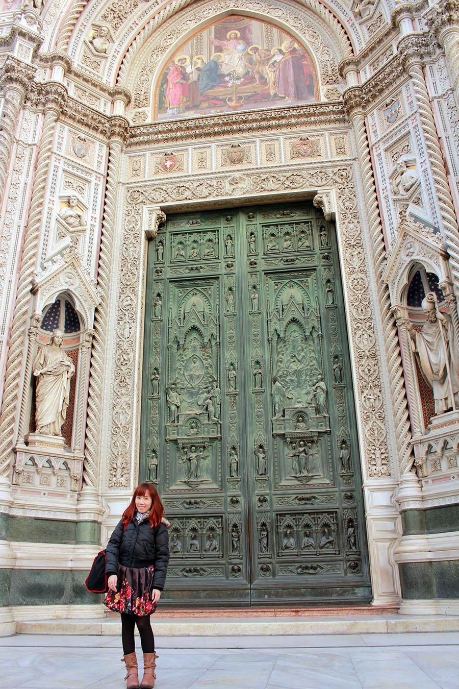 Florence itinerary: Duomo • The Petite Wanderess