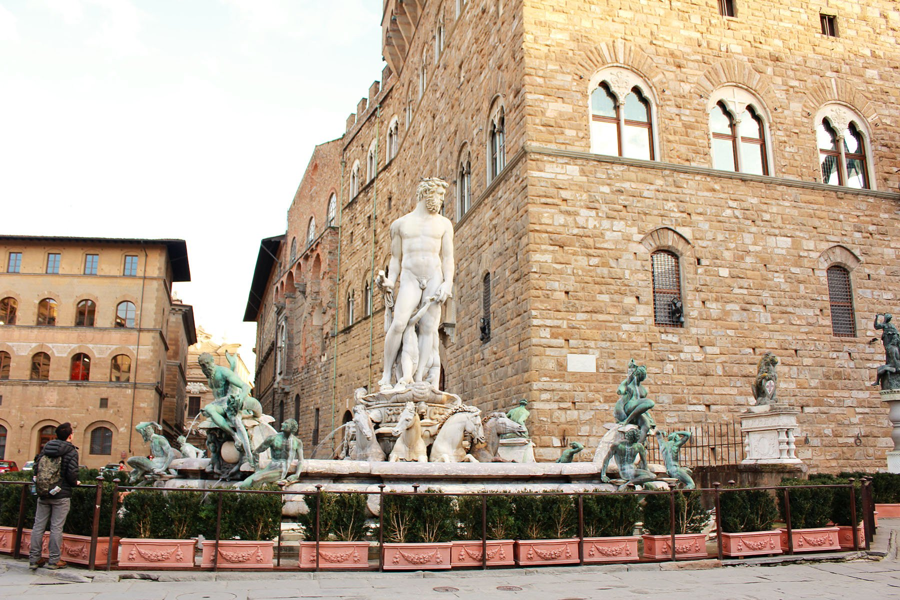 Florence itinerary: Piazza della Signoria • The Petite Wanderess