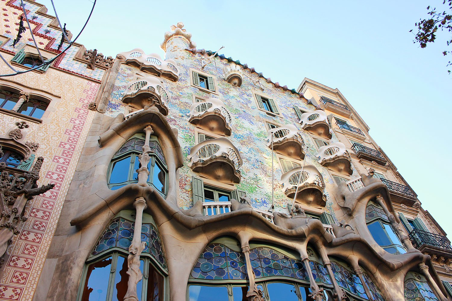 gaudi s casa batlló the fascinating house with almost no