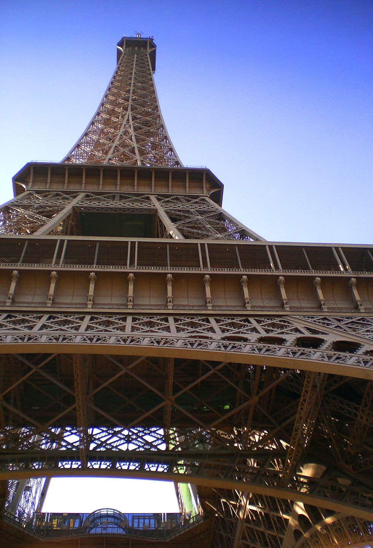 Eiffel Tower, Paris • The Petite Wanderess