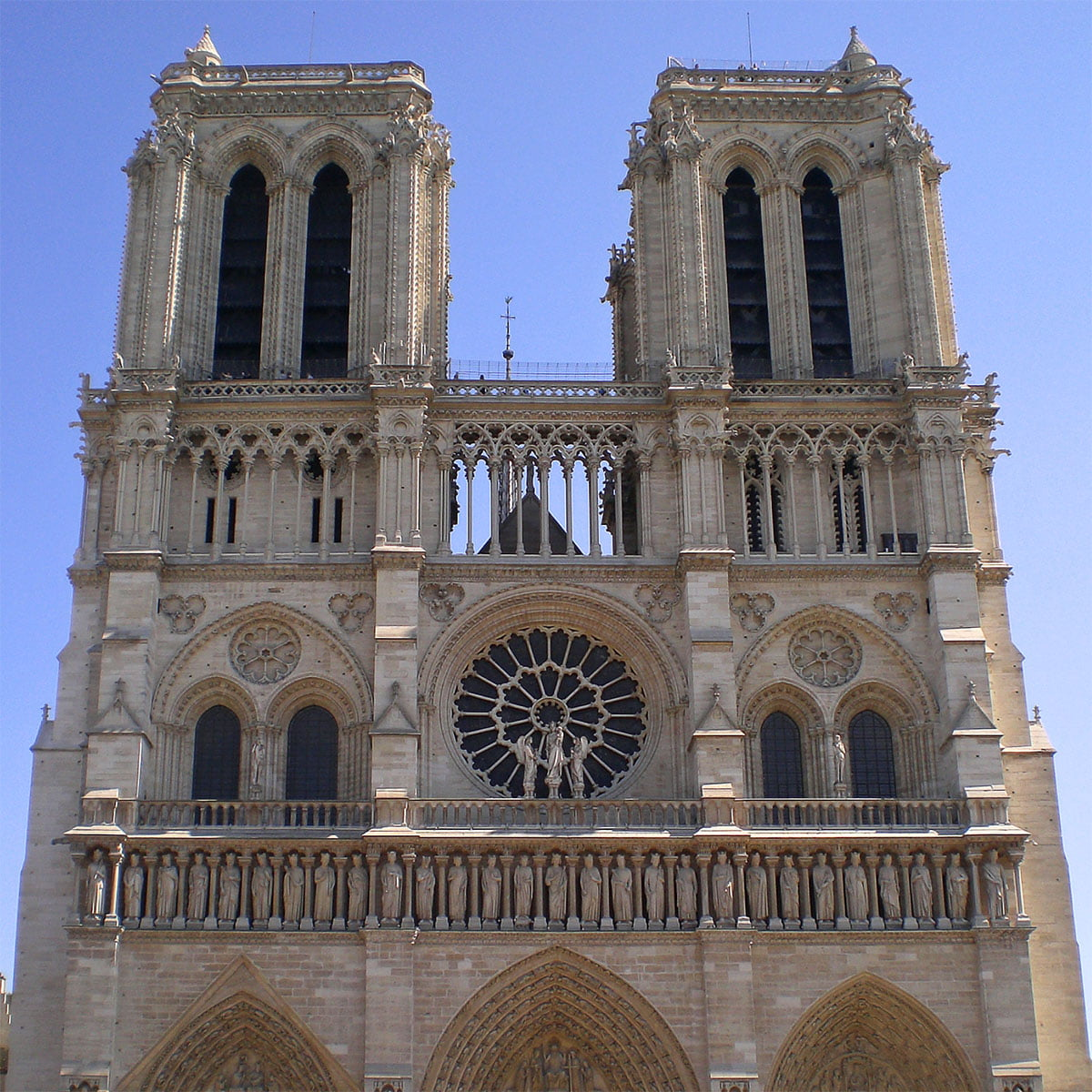 Notre Dame, Paris • The Petite Wanderess
