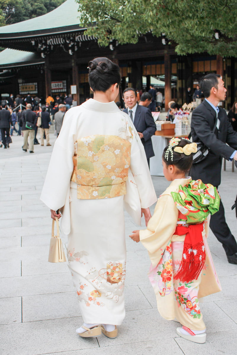 Shichi-Go-San: Tokyo's most colourful festival in November • The Petite Wanderess