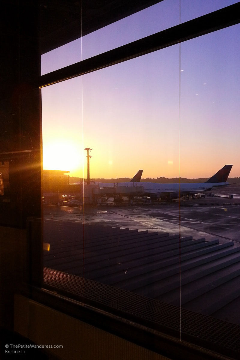 sunset in Tokyo   How the First Solo Trip Changed Me • The Petite Wanderess