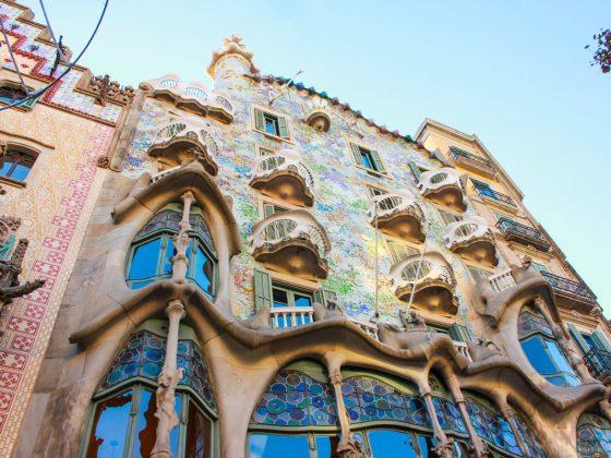 Inside Gaudi's Casa Batllo in Barcelona • The Petite Wanderess