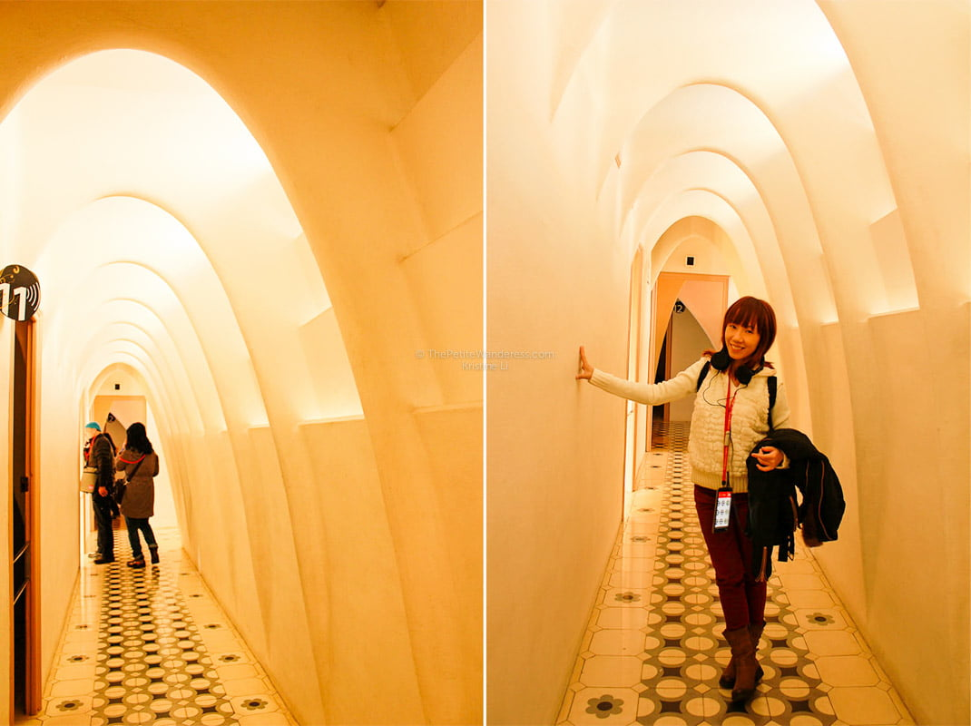 loft | Gaudi's Casa Batllo in Barcelona • The Petite Wanderess