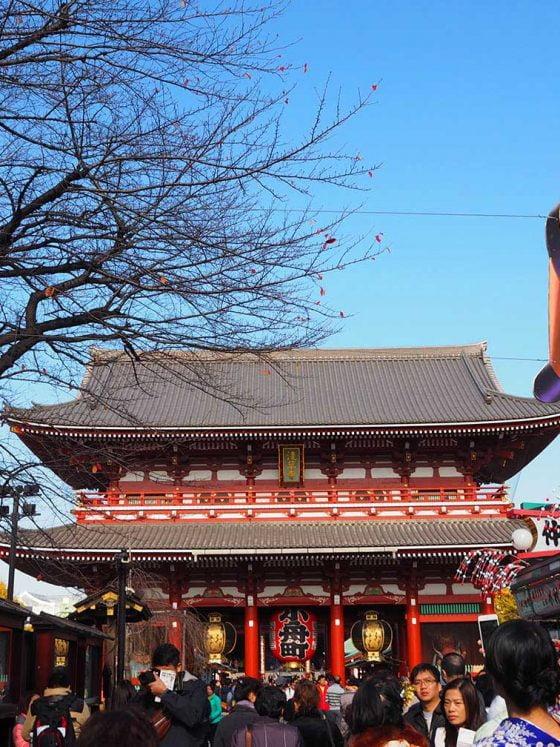 Japan travel: Senso-ji • The Petite Wanderess