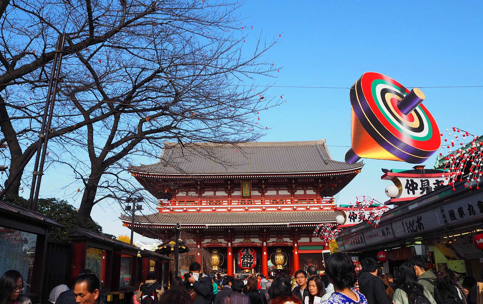 Japan travel: Senso-ji • The Petite Wanderess