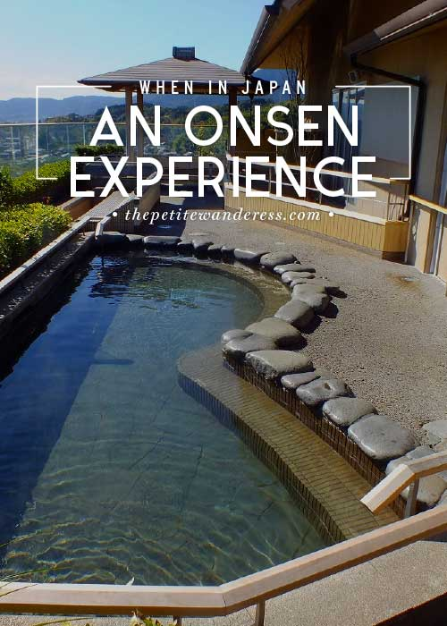 How My First Onsen Experience Went • The Petite Wanderess