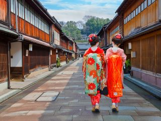 Where to See A Real Geisha in Kyoto