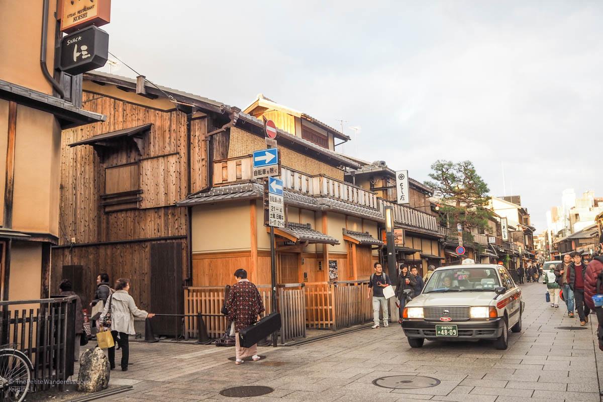 Gion | Where to See Geisha in Kyoto • The Petite Wanderess