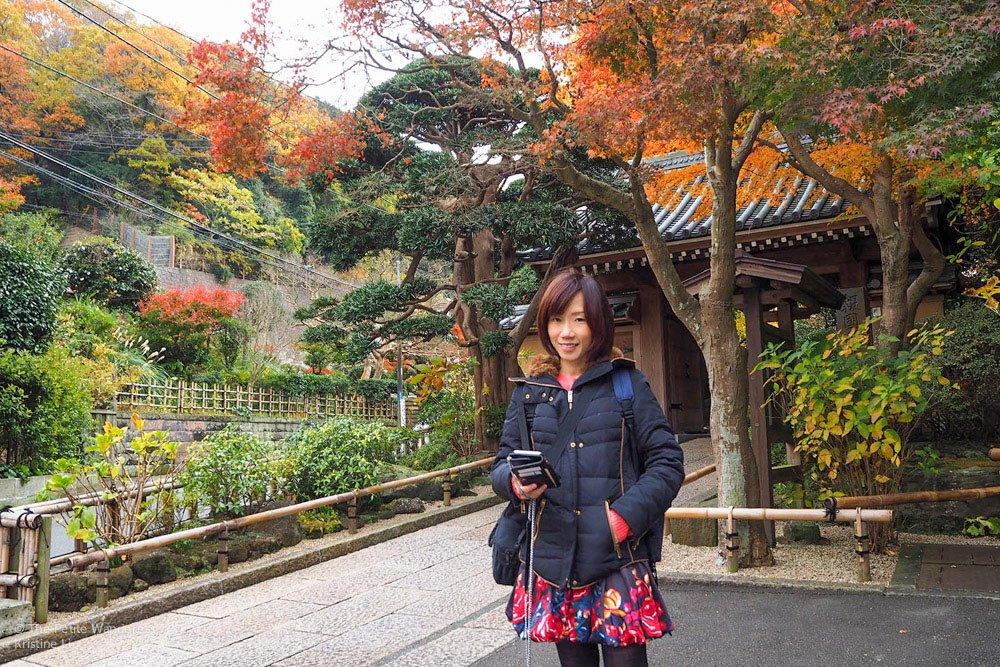 Kamakura Day Trip in autumn • The Petite Wanderess