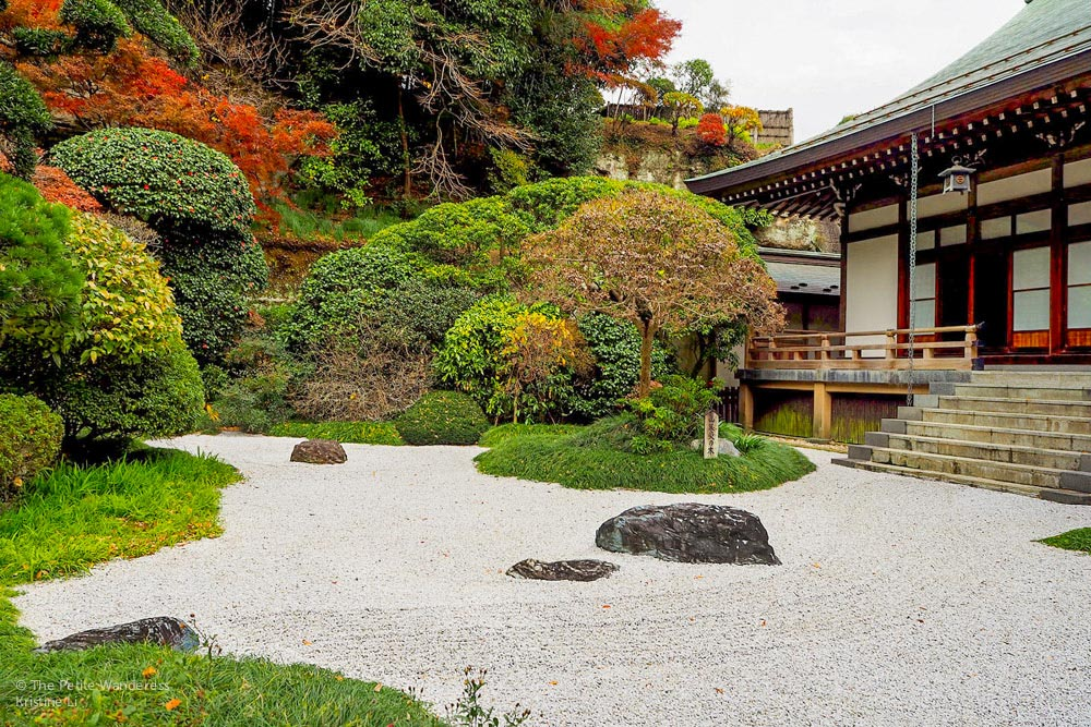 autumn & zen garden at Hokokuji | Kamakura Day Trip in autumn • The Petite Wanderess