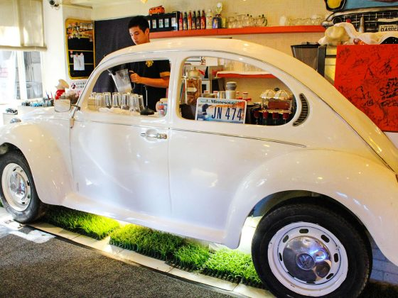 PS Bubu, car-themed restaurant in Taipei • The Petite Wanderess
