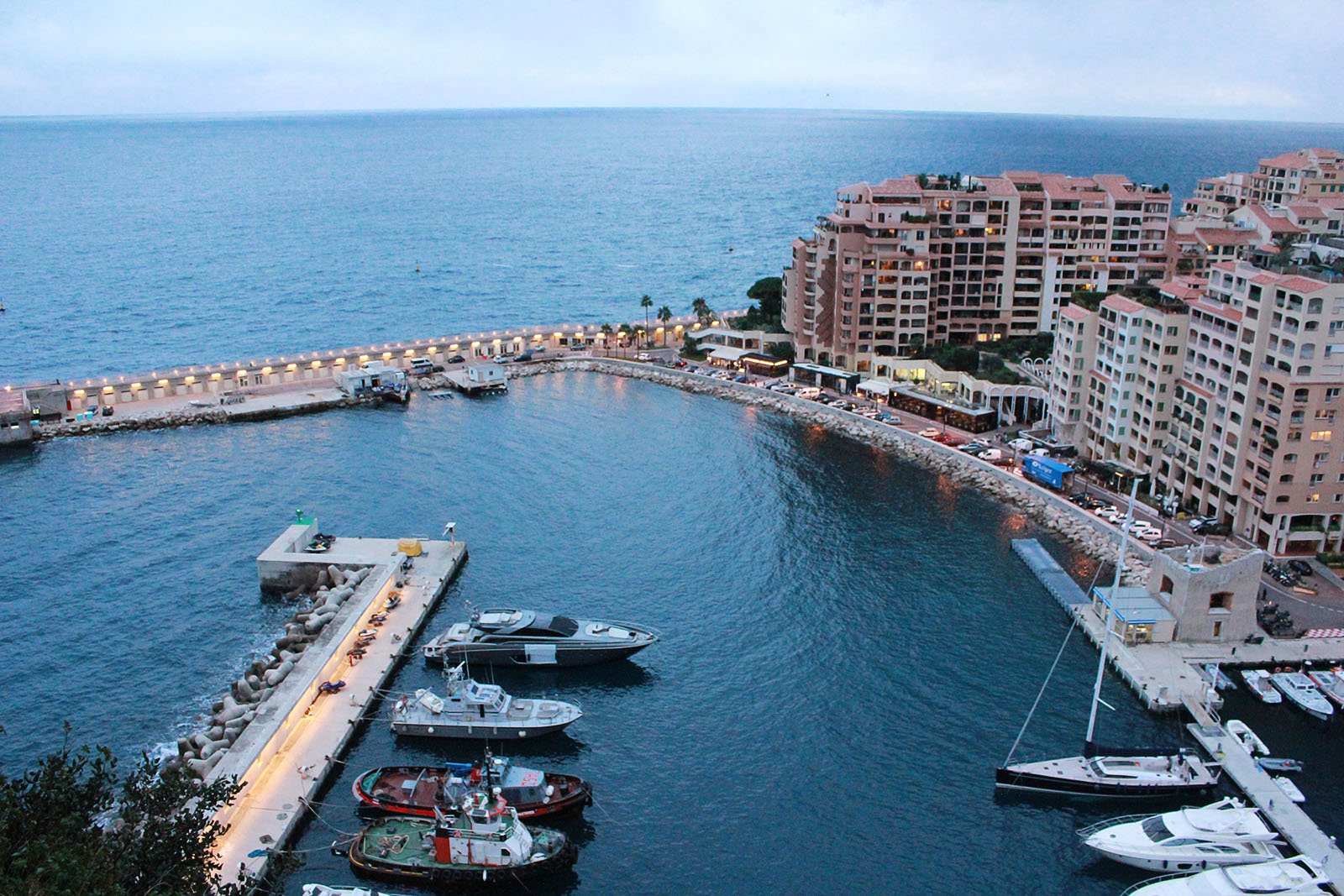 Monaco • The Petite Wanderess