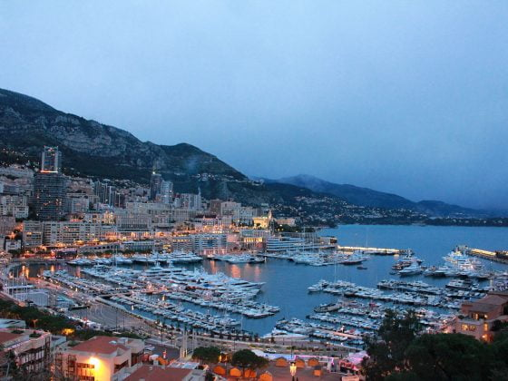 Monaco's Quiet Luxuriance • The Petite Wanderess