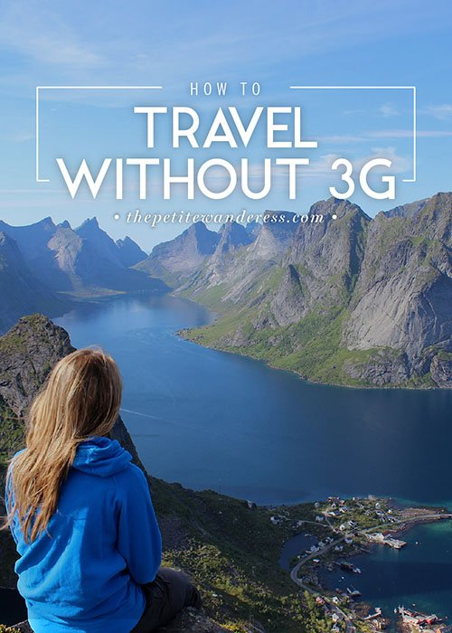 Surviving overseas with no 3G • The Petite Wanderess