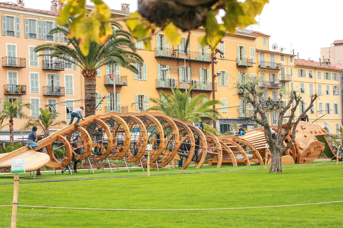 playground | Things to Do in Nice • The Petite Wanderess