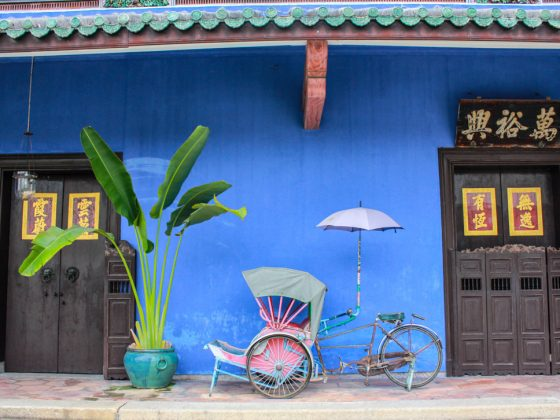 Blue Mansion, Penang • The Petite Wanderess