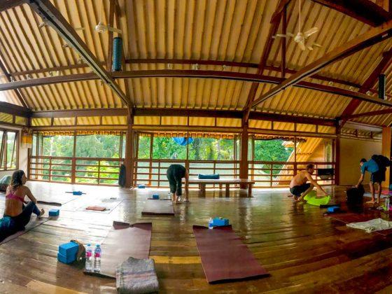 DIY yoga retreat • The Petite Wanderess