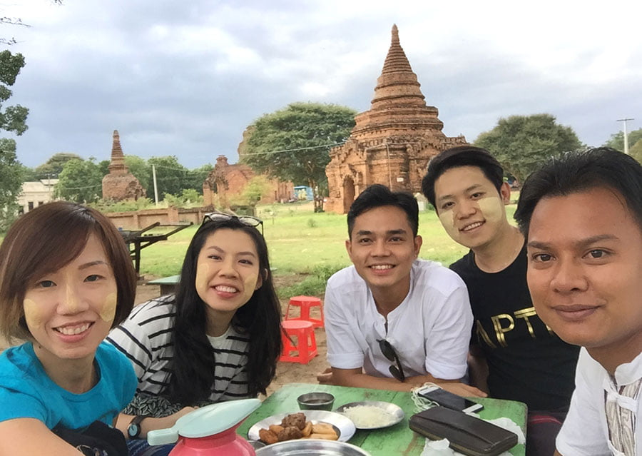 Exploring Bagan (Myanmar) in 2 Days • The Petite Wanderess