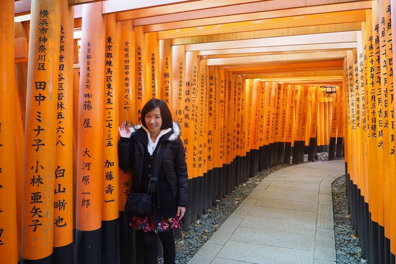 Kyoto temples you shouldn't skip: Fushimi Inari • The Petite Wanderess