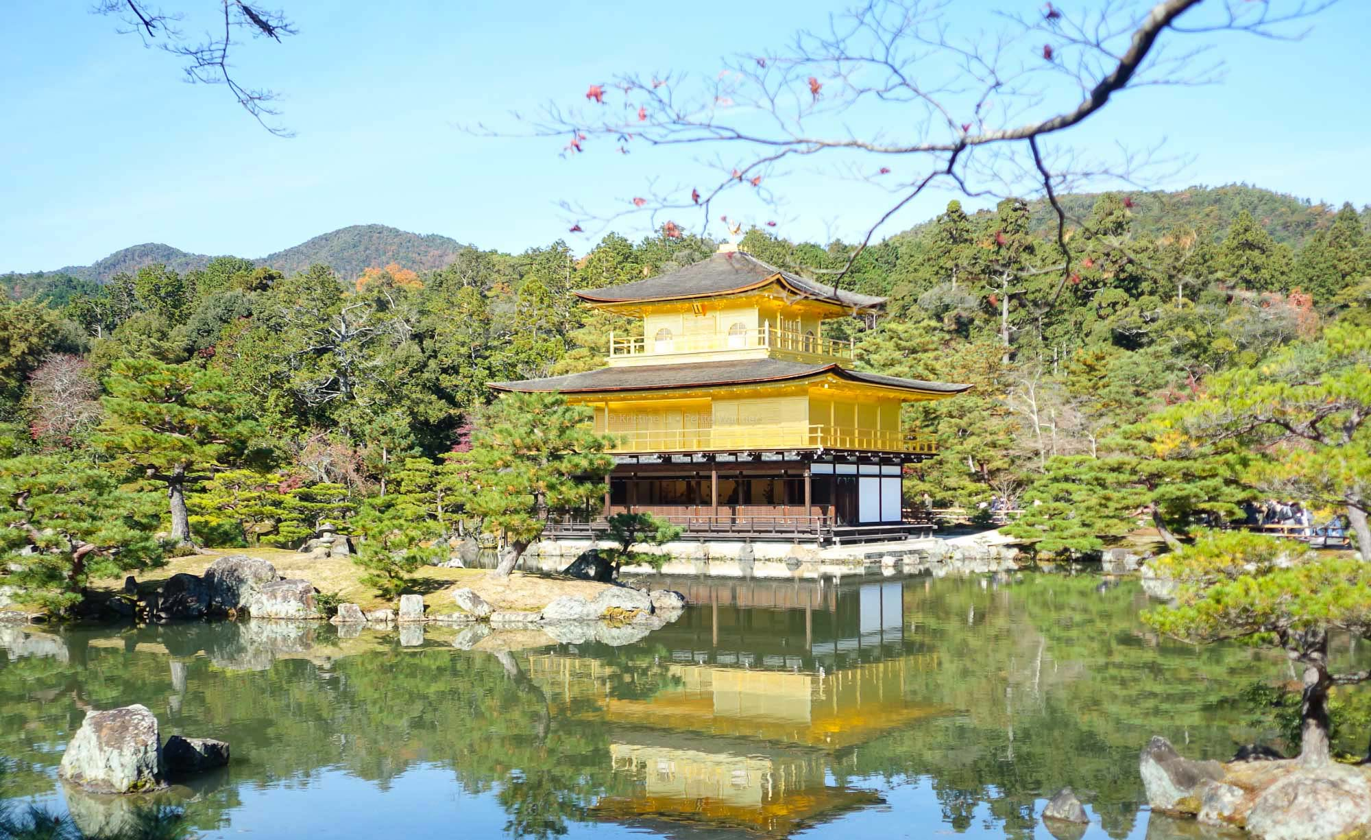 Kyoto temples you shouldn't skip: Kinkaku-ji • The Petite Wanderess