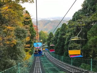 Day trip in Tokyo: Hiking Mt Takao in autumn!