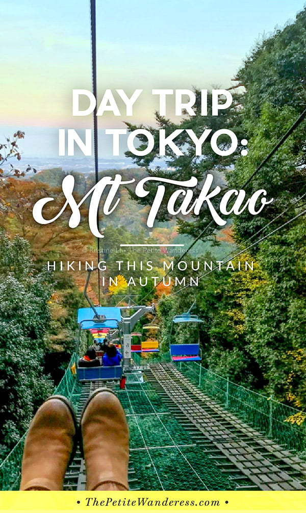 Hiking Mount Takao as a day trip,Tokyo • The Petite Wanderess