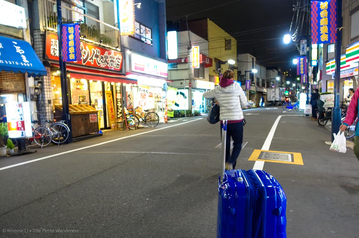 What your Tokyo AirBNB host didn't mention before you booked • The Petite Wanderess