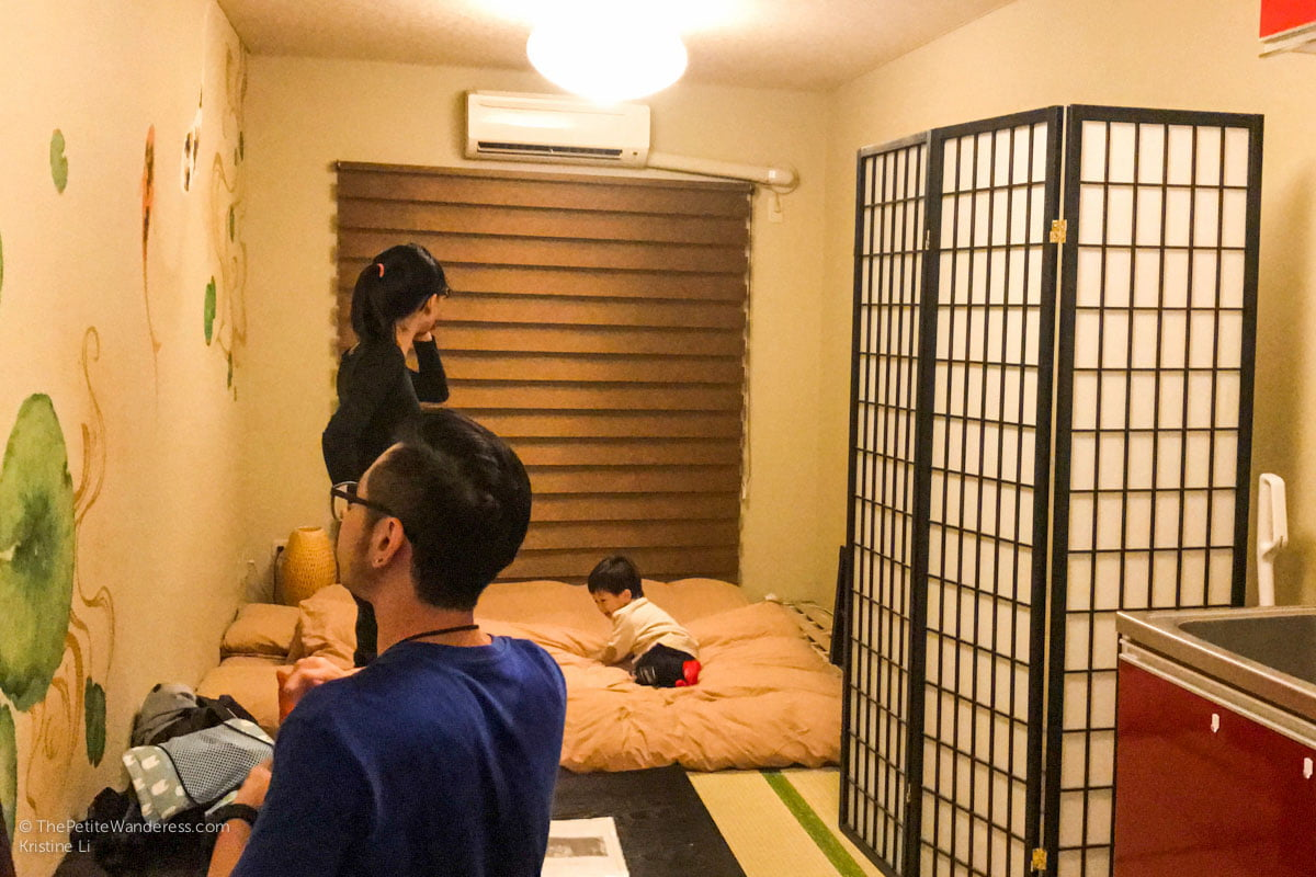 Tokyo Airbnb studio apartment | What your Tokyo AirBNB host failed to mention before your stay • The Petite Wanderess