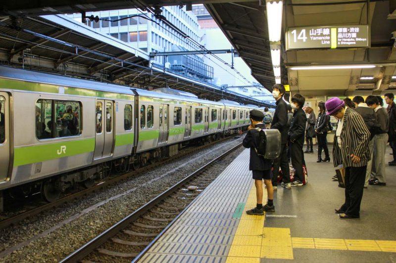 Shinjuku station • Reasons Tokyo is Perfect for Solo Travel