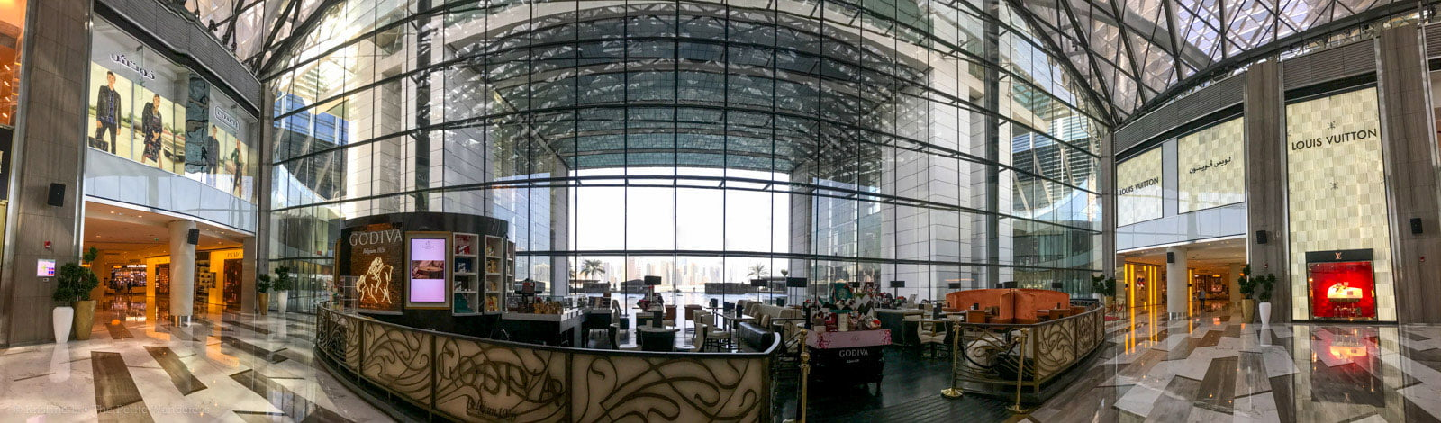The Galleria, Abu Dhabi • First impressions visiting Abu Dhabi