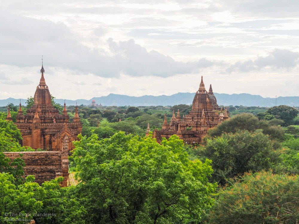 Bagan, Myanmar in 2 Days