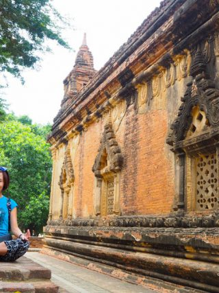 Bagan, Myanmar in 2 Days