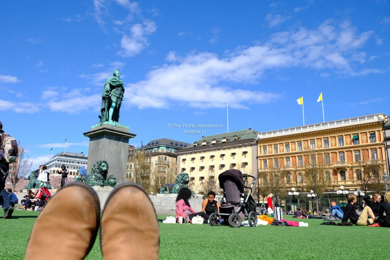 Spring in Stockholm | Travel Tips to Visit Stockholm • The Petite Wanderess