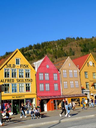 Bergen | How Much Does A Norway Trip Cost? • The Petite Wanderess