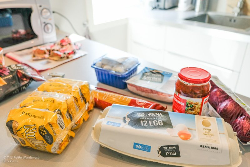 groceries | How Much Does A Norway Trip Cost? • The Petite Wanderess
