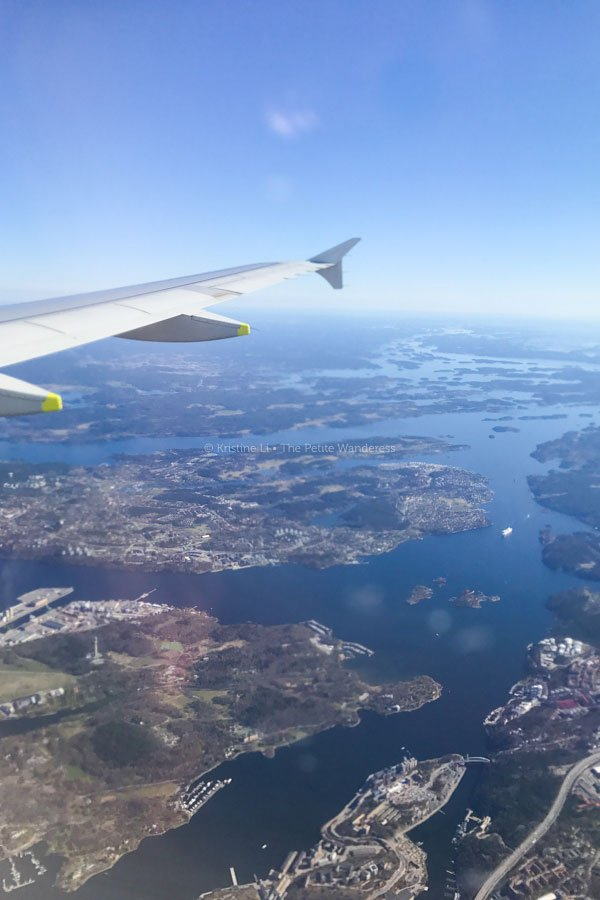 Flying Swiss Airlines to Scandinavia • The Petite Wanderess