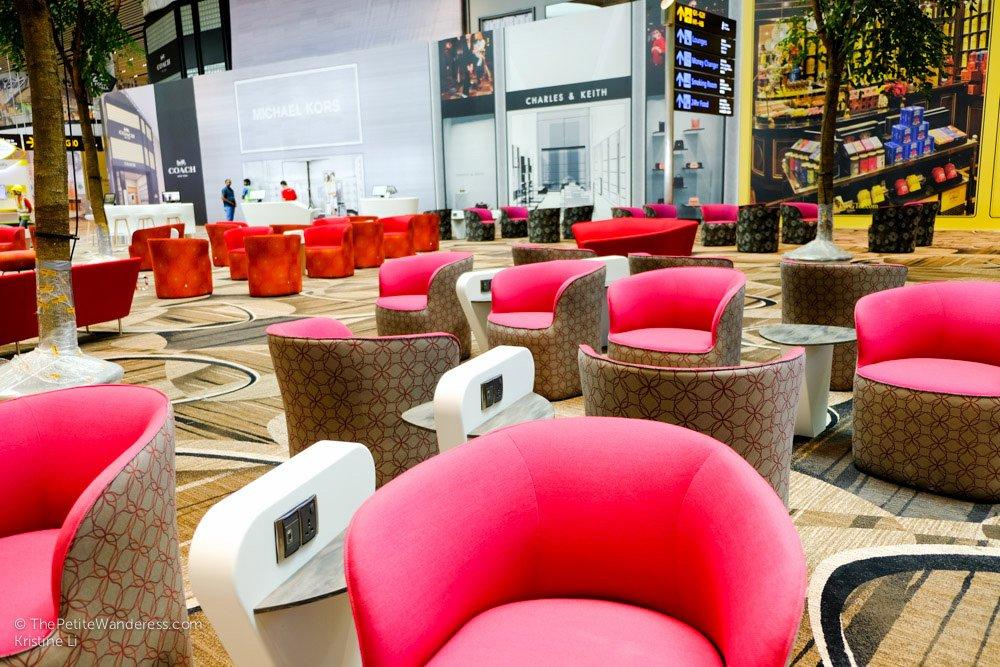 Reasons to Love Changi Airport Terminal 4 • The Petite Wanderess