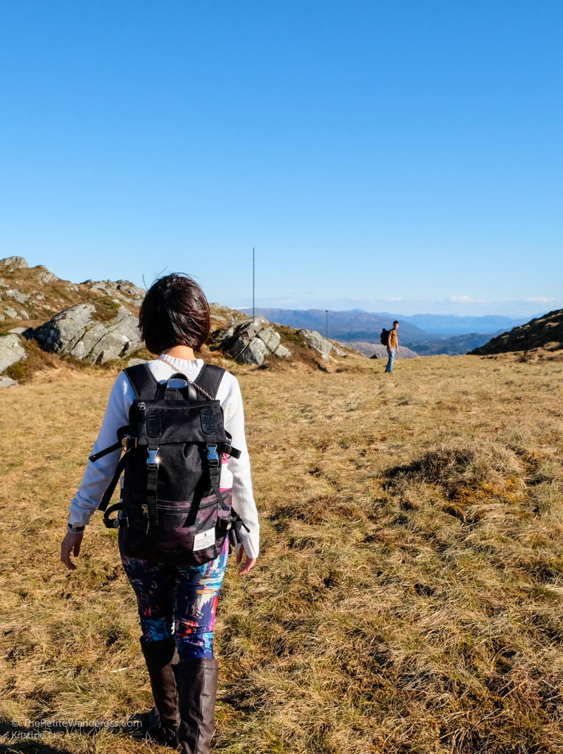 Hiking Mt Ulriken in Bergen • The Petite Wanderess