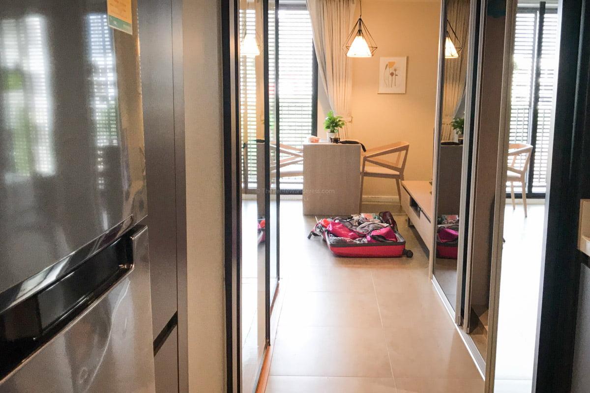 Bangkok Airbnb condo | Bangkok Travelogue: Ten Days Solo in the Land of Smiles •The Petite Wanderess