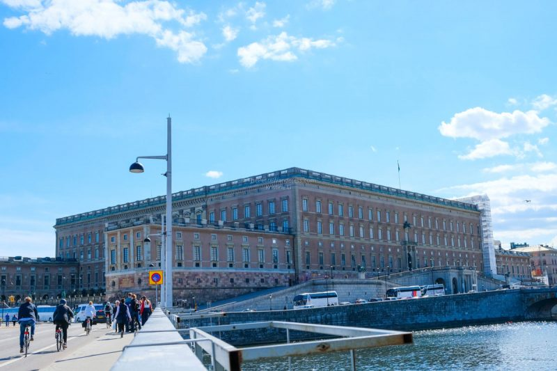 Royal Palace | Stockholm in 48 Hours • The Petite Wanderess